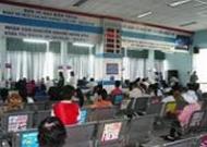 Khách hàng Ga Sài Gòn 2010
